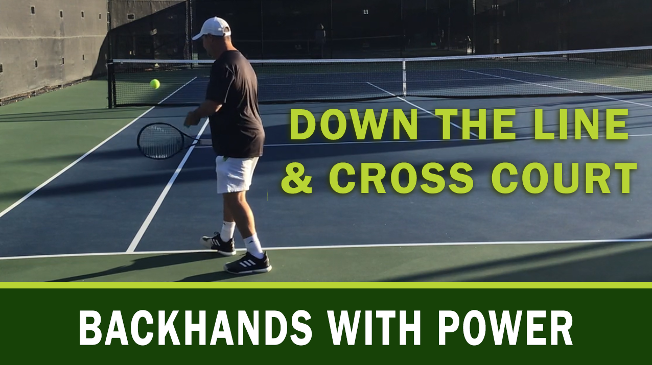 Backhands with Power